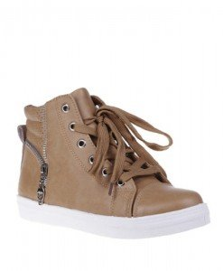 Sneakers Simina camel - Home > SPORT -