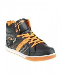 Sneakers orange black - Home > SPORT -
