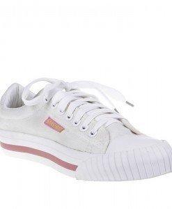 Tenesi alb/pink Mauritzia - Home > SPORT -