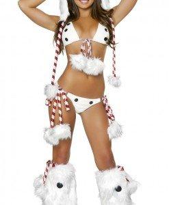 XM203 Costum tematic om de zapada sexy - Costume de craciunita - Haine > Haine Femei > Costume Tematice > Costume de craciunita