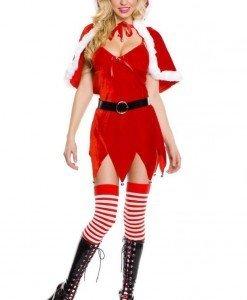 XM232 Costum tematic Craciunita - Costume de craciunita - Haine > Haine Femei > Costume Tematice > Costume de craciunita