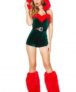 XM295 Costum Craciunita - Scrooges Fantasy - Costume de craciunita - Haine > Haine Femei > Costume Tematice > Costume de craciunita