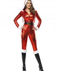 XM315-3 Costum tematic Craciunita tip salopeta cu gluga - Costume de craciunita - Haine > Haine Femei > Costume Tematice > Costume de craciunita