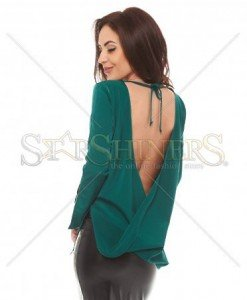Bluza Artista Trendy Situation DarkGreen - Bluze -