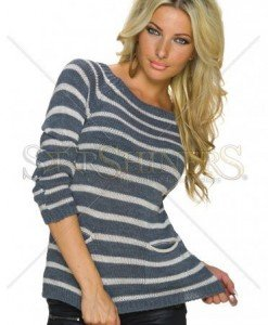 Pulover Spirited Wear Grey - Pulovere -