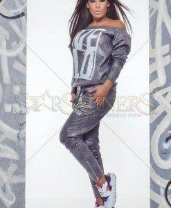 Set MissQ Trendy Side Silver - Seturi din 2 piese -
