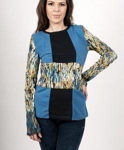 Bluza bumbac Flux - Femei - Bluze