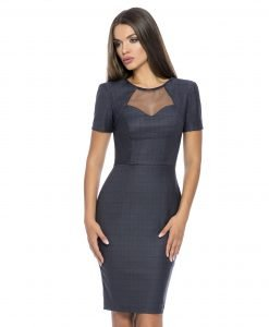 Rochie eleganta office 9290 - ROCHII OFFICE - BUSINESS