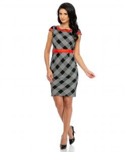 Rochie office carouri 9332 - ROCHII OFFICE - BUSINESS