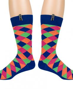 Sosete unisex Romb - Colectii - Sosete Two Socks