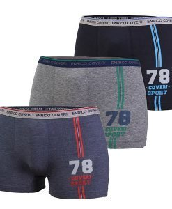 3pack boxeri baieteti EB4046 - Lenjerie pentru barbati - Boxeri