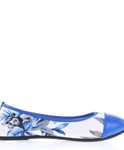 Balerini dama 822 albastri - Ultima Marime - Ultima Marime