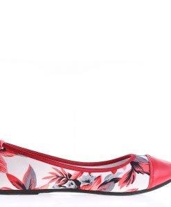 Balerini dama 822 rosii - Incaltaminte Dama - Balerini Dama