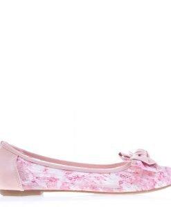 Balerini dama D191 roz - Incaltaminte Dama - Balerini Dama