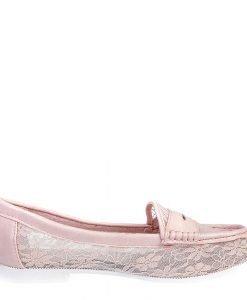 Balerini dama Kalina roz - Promotii - Lichidare Stoc