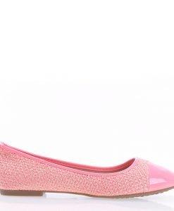 Balerini dama Kristina roz - Incaltaminte Dama - Balerini Dama