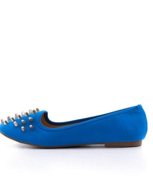 Balerini dama Lavanda albastri – Promotii – Lichidare Stoc