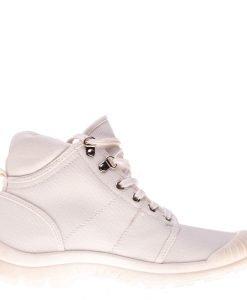 Bascheti barbati Chase albi - Incaltaminte Barbati - Pantofi Sport Barbati
