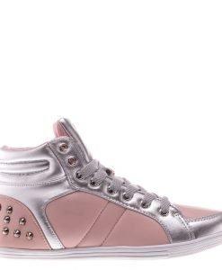 Bascheti dama Jimi fucshia - Incaltaminte Dama - Pantofi Sport Dama