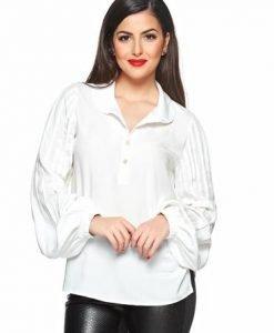 Bluza Daniella Cristea Perfectly White - Bluze -