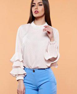 Bluza PrettyGirl Perfect Butterfly Rosa - Bluze -
