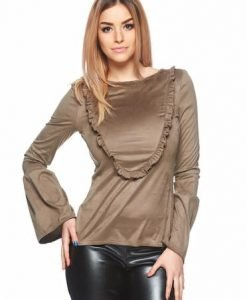 Bluza StarShinerS Dating Style Brown - Bluze -