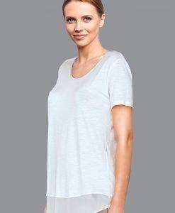 Bluza dama Belen White - Promotii - Promotiile saptamanii