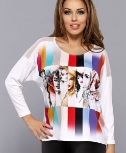 Bluza dama Francesca - Haine si accesorii - Bluze si camasi