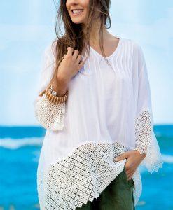Bluza de vara Greta din colectia Iconique - Promotii - Promotiile saptamanii