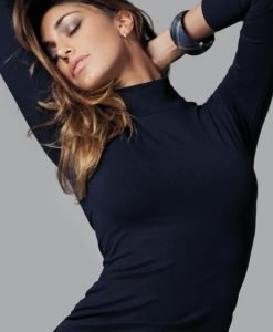 Bluza din bumbac maneca lunga - Haine si accesorii - Bluze si camasi
