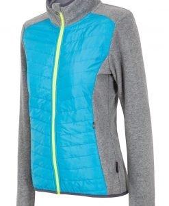 Bluza fleece Double de dama - Haine si accesorii - Hanorace jachete
