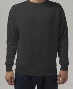 Bluza sport cu maneca lunga negru Urban Classics - Barbati - Urban Classics>Colectie noua>Barbati