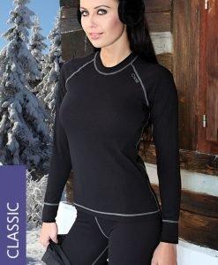 Bluza termica Classic1 - Lenjerie pentru femei - Lenjerie functionala