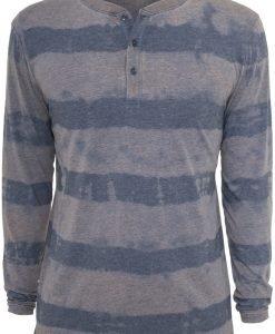 Bluze barbati fantasy cu maneca lunga albastru denim Urban Classics - Bluze cu maneca lunga - Urban Classics>Barbati>Bluze cu maneca lunga