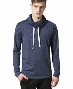 Bluze cu guler inalt cu maneca lunga - Bluze cu maneca lunga - Urban Classics>Barbati>Bluze cu maneca lunga