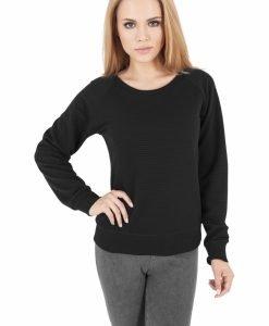 Bluze sport dama stripe - Bluze urban - Urban Classics>Femei>Bluze urban