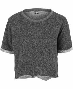 Bluze urban scurte cu maneca scurta - Bluze urban - Urban Classics>Femei>Bluze urban