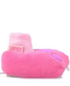 Botosei copii Pink Panther paws roz - Incaltaminte Copii - Papuci copii
