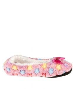 Botosei dama Noro Star roz - Incaltaminte Dama - Papuci Dama