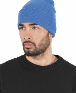 Caciula Beanie Heavyweight Long albastru Flexfit - Caciuli beanie - Flexfit>Caciuli beanie