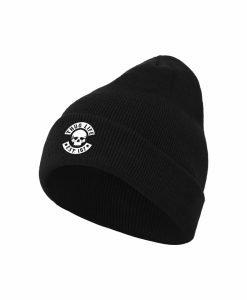 Caciula Beanie Thug Life Skull negru - Caciuli beanie - Flexfit>Caciuli beanie