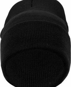 Caciula Beanie cu mansete Thinsulate negru Flexfit - Sepci MASTERDIS - Flexfit>Sepci MASTERDIS