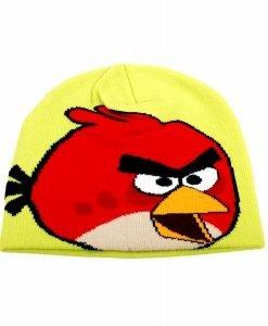 Caciula copii Angry birds verde - Promotii - Lichidare Stoc