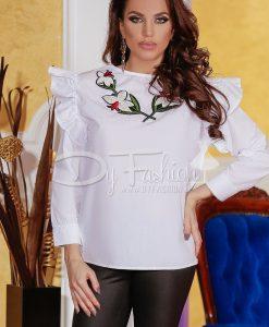 Camasa White Pearly - Haine - Bluze/Camasi
