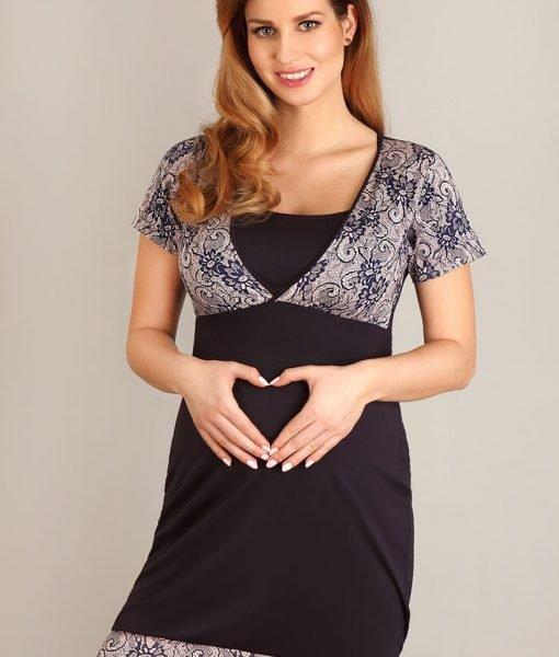 Camasa de noapte alaptare Lilli – Lenjerie pentru femei – Lenjerie pentru gravide si mamici