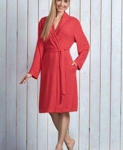 Capot dama Chic Red - Lenjerie pentru femei - Capoate