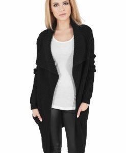 Cardigan dama tricotat - Pulovere si cardigane - Urban Classics>Femei>Pulovere si cardigane