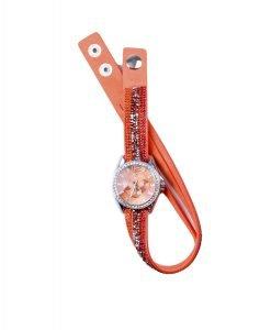 Ceas dama M06-96 portocaliu - Promotii - Lichidare Stoc