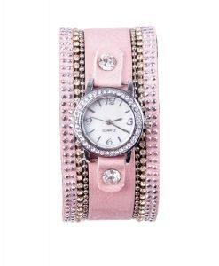 Ceas dama M5-270 roz - Promotii - Lichidare Stoc