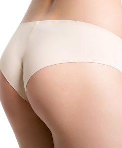 Chilot Bootie Invisible croiala braziliana - discretie pe sub haine tivuri lipite - Lenjerie pentru femei - Chiloti